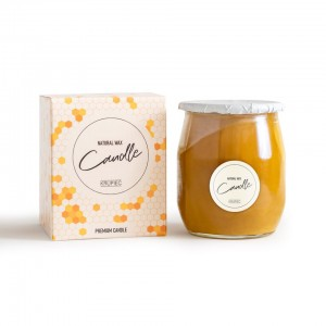 Classic Honey Premium Candle