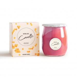 Rose and friends Premium Candle
